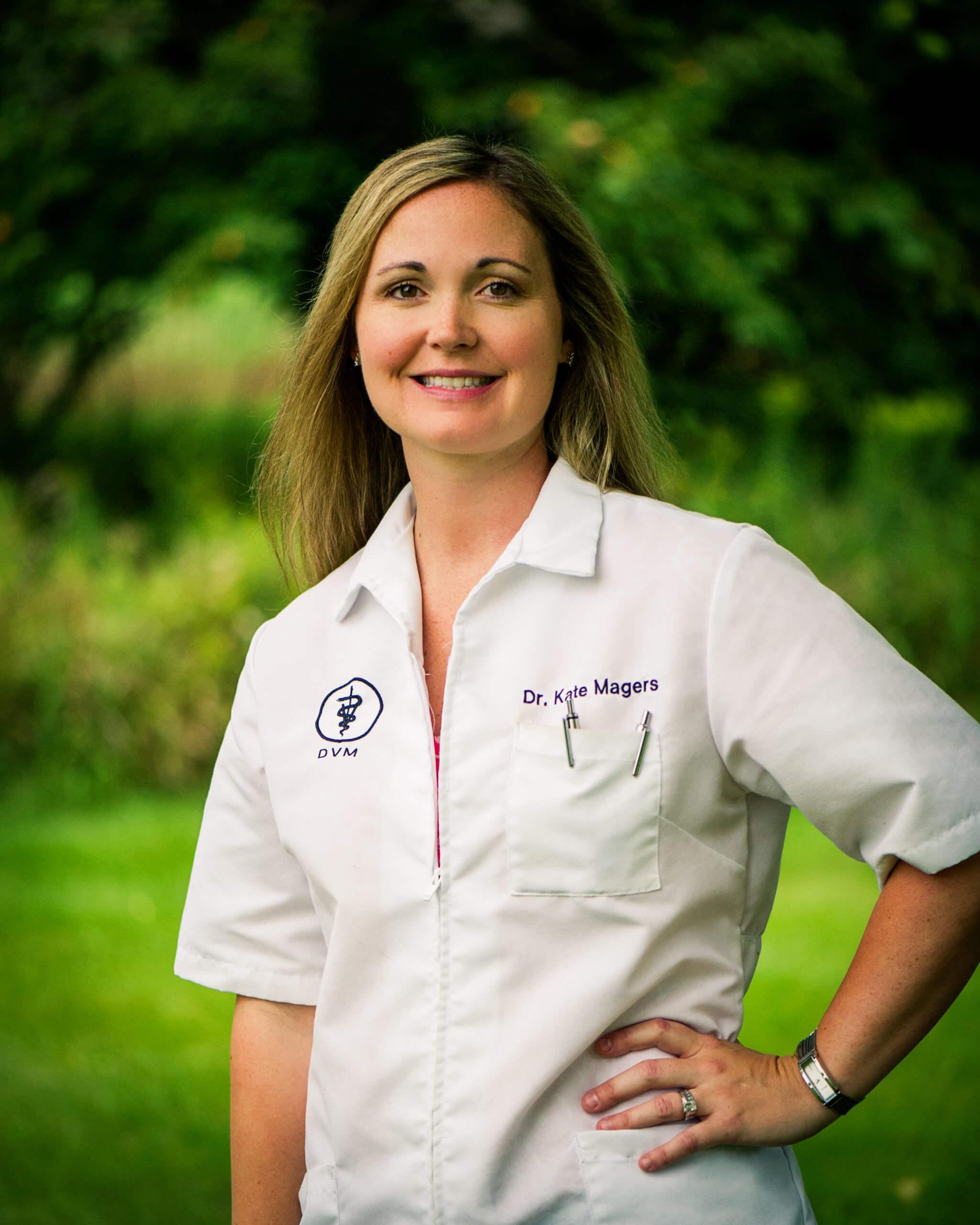 Dr. Kate Wilson