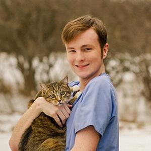 Sam, Kennel Attendant