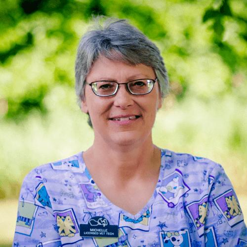 Michelle, Licensed Veterinary Technician